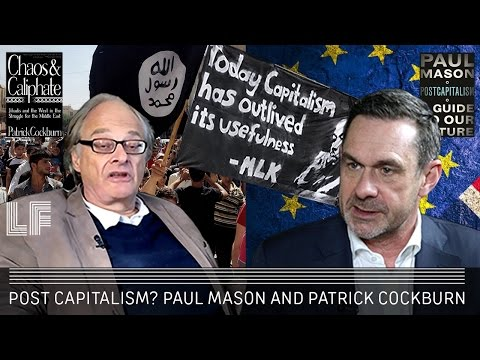 What's Wrong With England?: Paul Mason and Patrick Cockburn