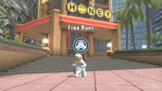 Lego City Undercover (wii U) ~ Collectables Guide - Paradise Sands (part 1/3)