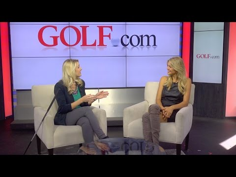 Kelly Rohrbach on Her Masters Pick and Pick-Up Lines on the Course | GOLF.com