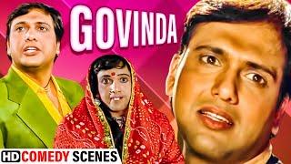 मनन में इतना LOUD बात करोगे तोह आवाज़ तोह आएगी न | Escenas de comedia de Govinda | Dulhe Raja - Rajaji