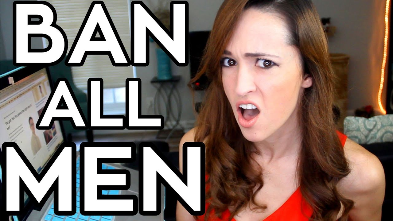 BAN ALL MEN! - Sexist BuzzFeed Quiz - YouTube