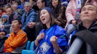 Барыс - Металлург МГ / вокруг матча / 5:3