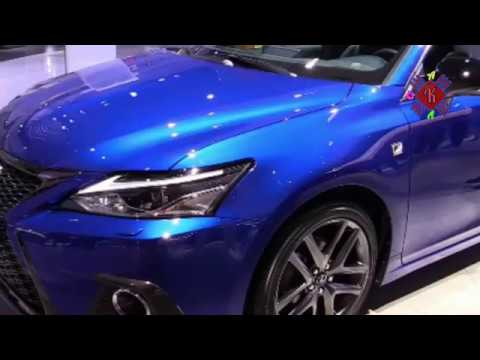 2019 Lexus Ct200h F Sport 2018 All New Youtube