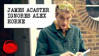 James Acaster Ignoring Alex Horne | Taskmaster