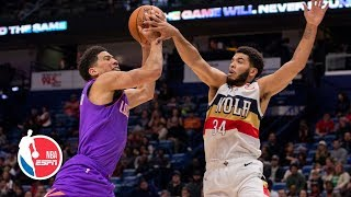 Pelicans' timeout snafu hands wins to Suns in overtime   NBA Highlights