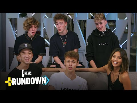 Why Don't We Dish On Debut Album | The Rundown | E! News