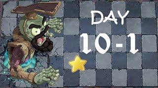 Plants vs. Zombies Online - Qin Shi Huang Mausoleum Day 10-1 BOSS