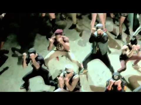 Justice Crew Boom Boom (Official-Vidéo ) HD
