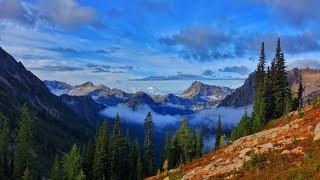 2017 PCT thru hike [Ep.26] Stevens Pass to Harts Pass
