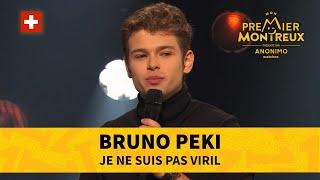 Mon Premier Montreux Bruno Peki - Je ne suis pas viril