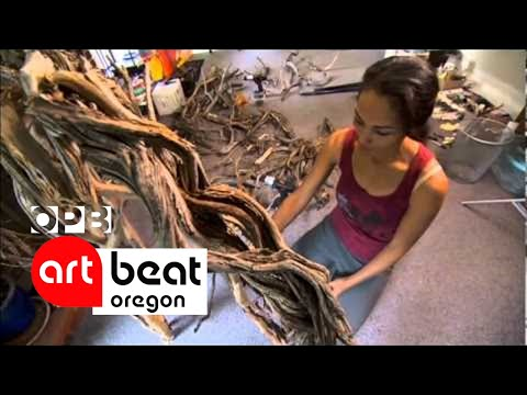 Oregon Art Beat: Sculptor Brenna Tyler