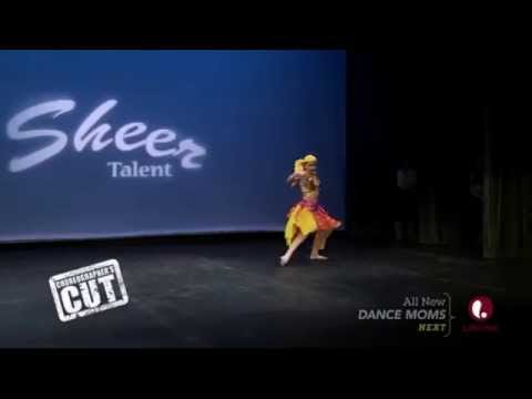 Welcome to a New World - Kendall Vertes - Full Solo - Dance Moms: Choreographer's Cut