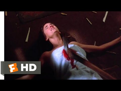 Friday the 13th: The Final Chapter (1984) - Slaying in the Shower Scene (5/10) | Movieclips