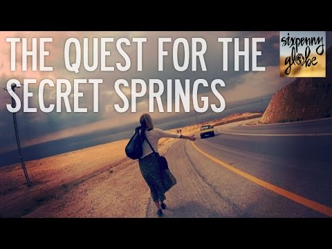 The Quest For The Secret Springs | Jordan Part 2