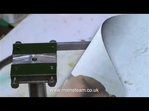 STUART MODELS BEAM ENGINE REFURBISHMENT - PART #4