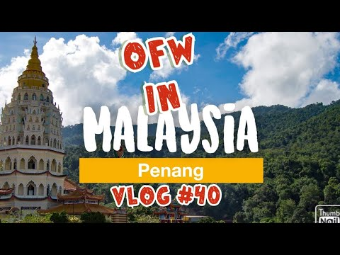 Life Of An OFW In Penang Malaysia - Vlog #40