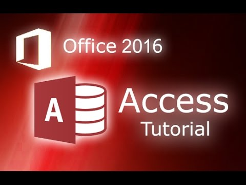 an introduction to the work of microsoft access Introduction to access sql knowing sql is important because every query in microsoft access uses sql sometimes you want to work with summarized data.