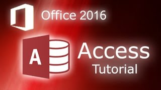 [VOICE + TEXT] Get into a new Way of Learning Microsoft Access 2016...