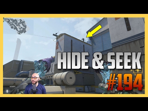 Hide and Seek #194 on SOLAR (Advanced Warfare)