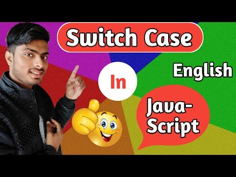 switch case statement in javascript 2019 in english || javascript conditional statement 2019 thumbnail