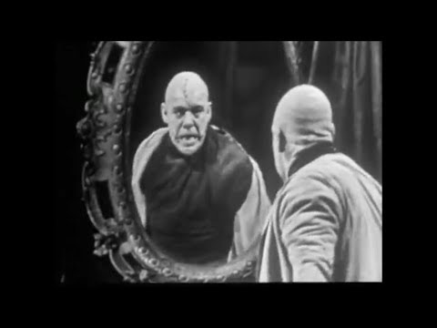 Lon Chaney's Live TV Blunder on