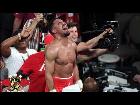 Virgil Hunter thoughts on Andre Ward facing Adonis Stevenson Next