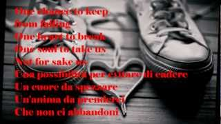 Only One - Alex Band - Lyrics & Testo Italiano