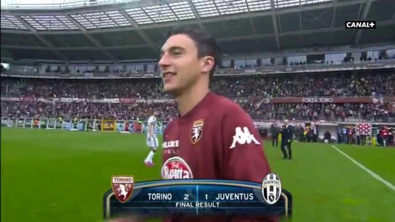 Торино 2- 1 ювентус