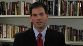 Marco Rubio: I'm Running for Senate