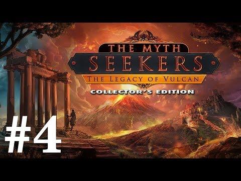 The Myth Seekers: The Legacy of Vulcan Walkthrough part 4