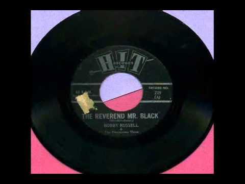 Bobby Russell - The Reverend Mr  Black