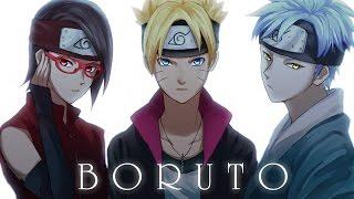 Обзор - Кто это Боруто/Boruto ? Дата выхода аниме
