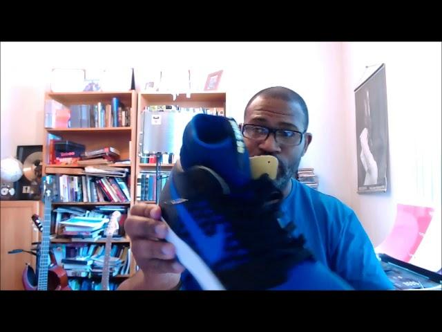 33afba53122af Nike SB Zoom Dunk High Elt QS  Kevin Terpening 918287-041 Black Racer  Blue-Sail - YouTube