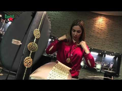 لعاشقات الأناقة: رافينيتي للمجوهرات ضيوف هانية ضمن برنامج  مغربيات على Bzaf TV