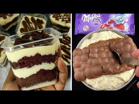 Easy Chocolate Cake Decorating Tutorials | Top Yummy Chocolate Cake Decorating Compilation