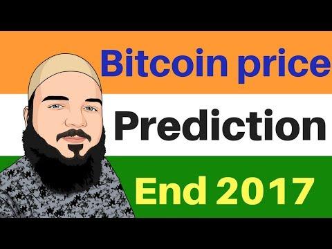 Bitcoin Price Prediction 2017- Bitcoin News - Bitcoin Future Price- Cryptocurrency