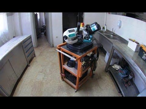 Metal Kesim & Kaynak Masası Yapımı (Diy folding welding table)