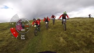 Watch Gee Atherton's GoPro View As He Passes 399 Riders | Foxhunt 2016