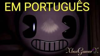 The bendy  And The Machine música construa Nossa Máquina em português
