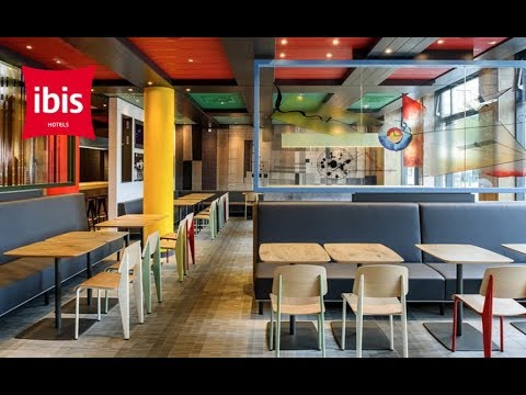 Discover ibis Berlin City Potsdamer Platz • Germany • vibrant hotels • ibis