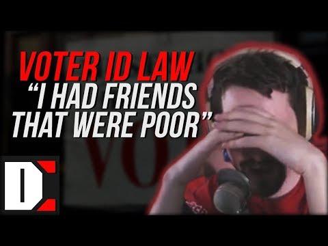 Voter ID Law Debate with Fan