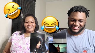 Mom REACTS to ZIAS AND B. LOU FUNNY MOMENTS! (HILARIOUS)