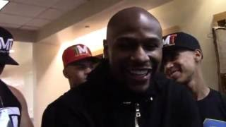 FLOYD MAYWEATHER: THE PROMOTER, NO LONGER THE FIGHTER