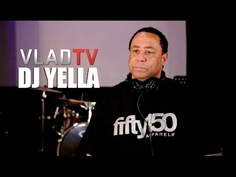 DJ Yella: Eazy E Wasn't a Natural Rapper, He Had to Be Coached