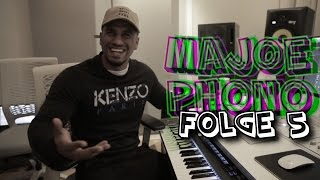 Repeat youtube video Majoe ✖️MAJOEPHONO ✖️[ mit Visa Vie ] Folge 5