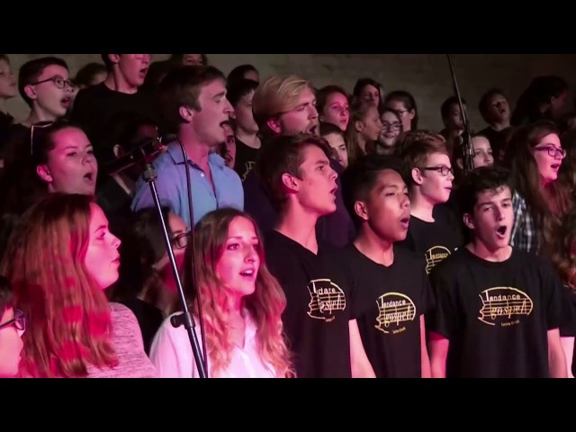 Concert Gospel 2017 Sainte Ursule : You are holy