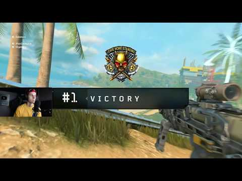 My First Official Victory! (Call of Duty: Black Ops 4 Blackout)