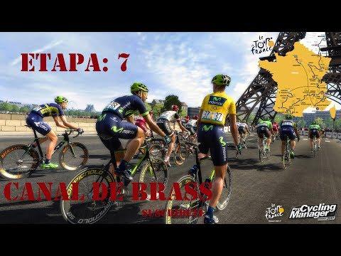 Team Bahrain - Merida  – Tour de France 2017 – 7 Troyes - Nuits Saint Georges