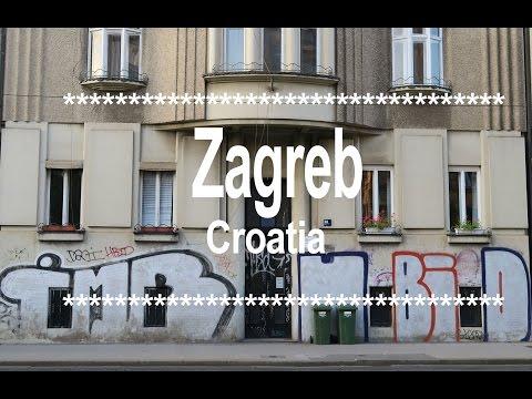 Broken Relationships in Zagreb, Croatia's Capital يوم في زاغرِب عاصمة كرواتيا
