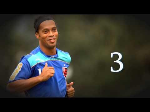 رونالدينيو اجمل 10 اهداف